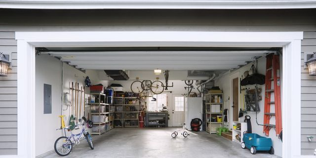 Garage Cleaning
