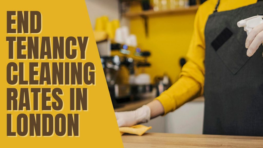 end of tenancy cleaning prices
