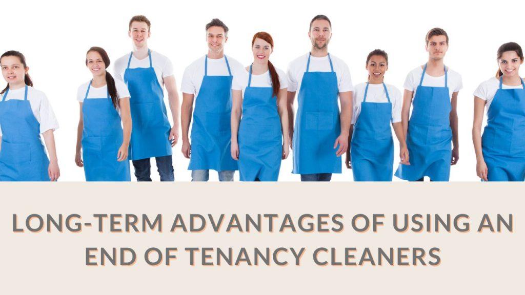 End of Tenancy Cleaners