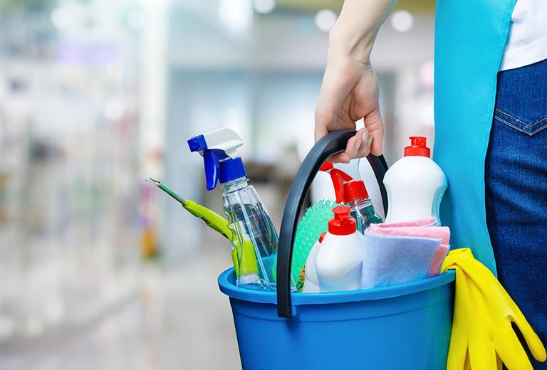 tenancy clean