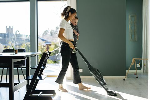 tenant cleaning