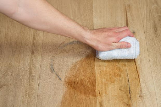 floor stains