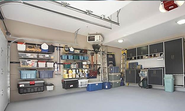 garage cleaning