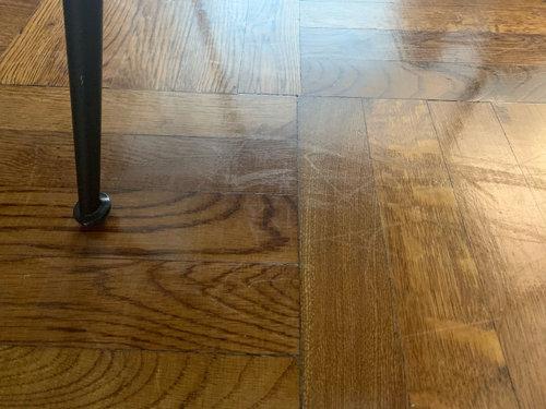 floor cleaning