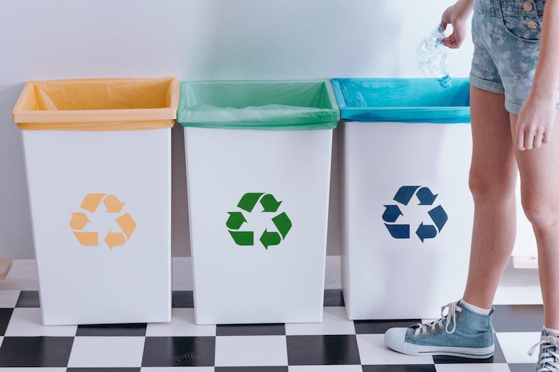 garbage clean
